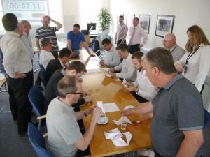 White Belt Lean Management programme_Group Task_June 2014