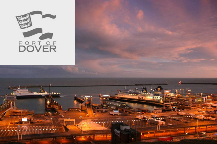 Port of Dover, Ships, Freight