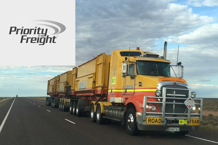 Freight lorry