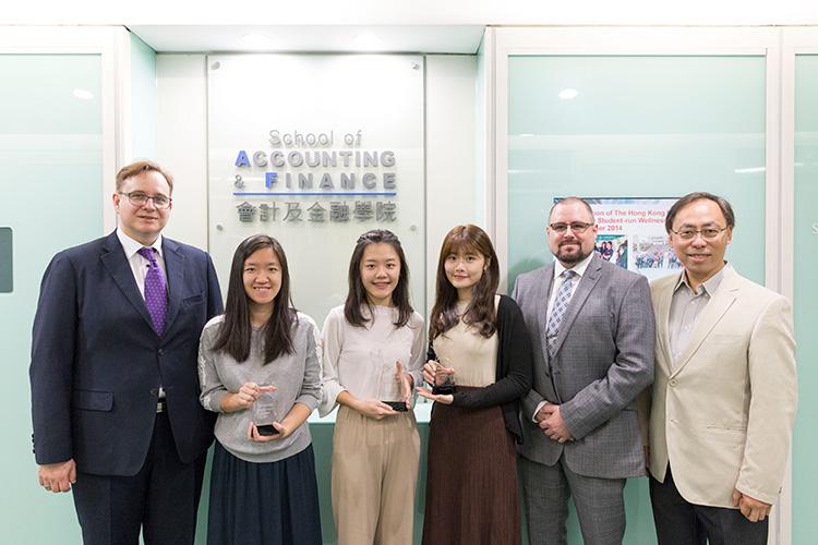 International Virtual Company Challenge with PolyU, Hong Kong
