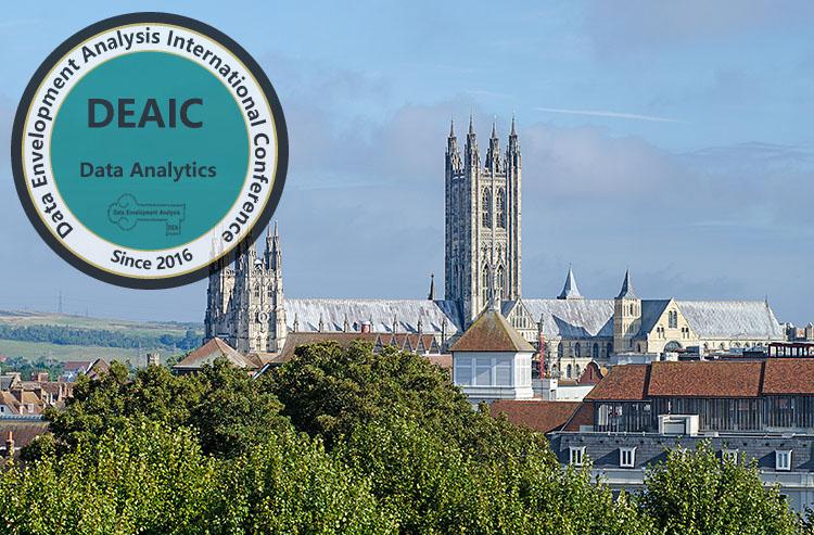 Data Envelopment Analysis International Conference 2019