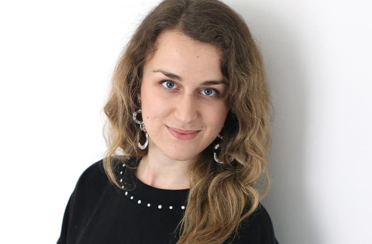 A picture of Anna Magarotto