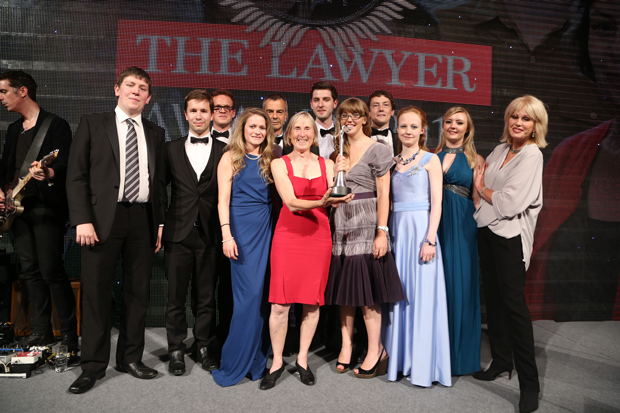 The Lawyer Awards 2014