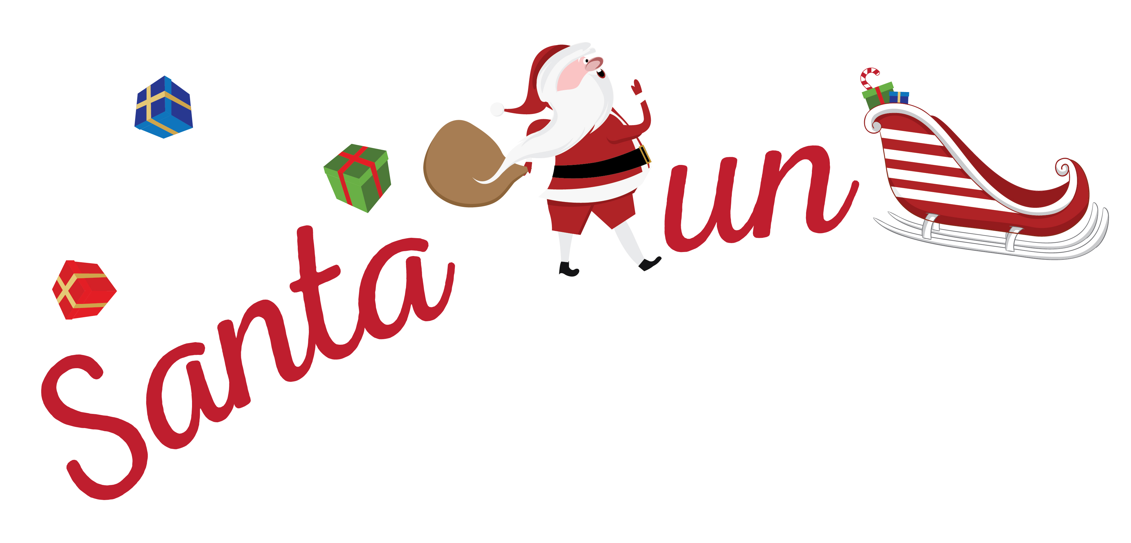 Get active and give back this Christmas with Kent Sport Santa Run ...