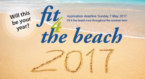 Fit 4 the Beach 2017 wants you! – Kent Sport News