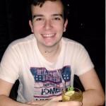 An image of Oli, a Univeristy of Kent postgraduate student blogger