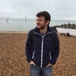 Sam Charman, editor and moderator of the Kent Students blog