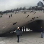An image of Keren in Chicago