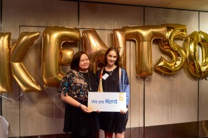 Celebrating Kent's 50th Anniversary in HK