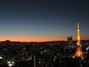 An image of Tokyo