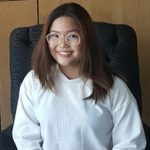 Miu - a first year LLB student from Thailand