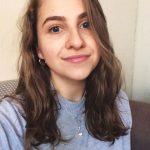 An image of Hannah Rassool and University of Kent Students blogger