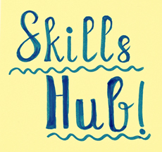University of Kent skills hub