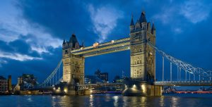 An image of Tower Bridge in London