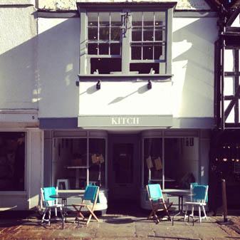 Kitch restaurant in Canterbury