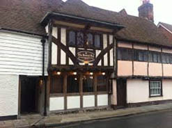 The Ancient Raj restaurant in Canterbury