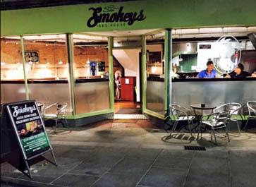 Smokeys in Canterbury