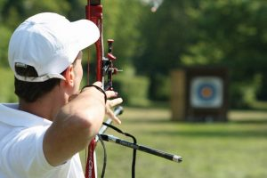 University of Kent archery