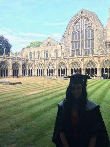 University of Kent graduation