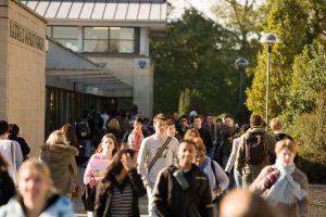 University of Kent students