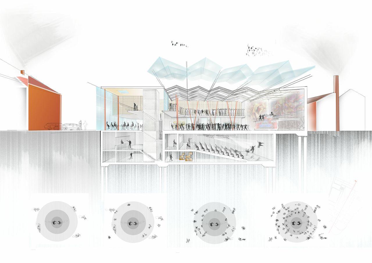 Design Studio For Architecture Students