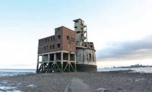 The Grain Tower Battery, Isle of Grain