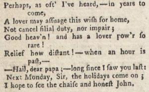 hail papa April 1771