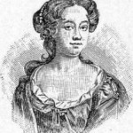 Aphra Behn, by unknown artist