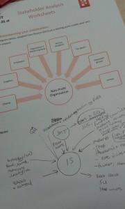 Impact Toolkit worksheet