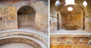 Forum Baths decoration