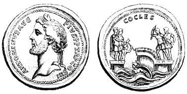 Horatius Cocles Coin