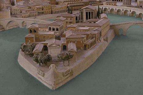 Tiber Island EUR Model