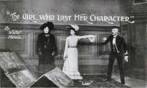 16 Links The Girl who Lost her Character