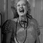 Baby Jane hysterical laughter