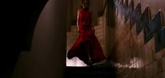 Black Book RachelEllis red dress