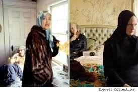 Maternal Melodrama Grey Gardens doc and film