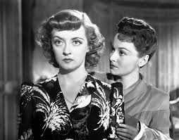 Davis and de Havilland in this Our Life first dresses