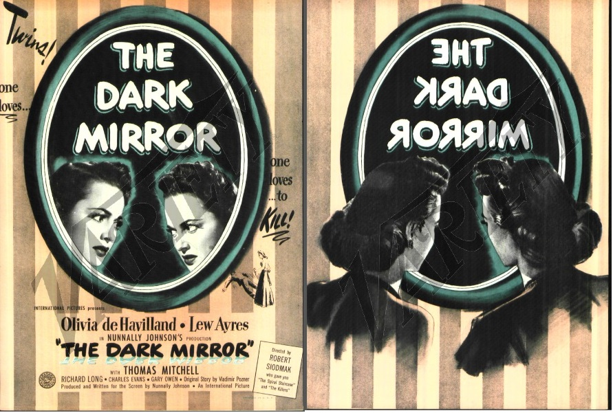 The Dark Mirror DV p 11 12