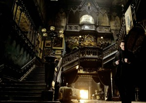 Crimson Peak staircase