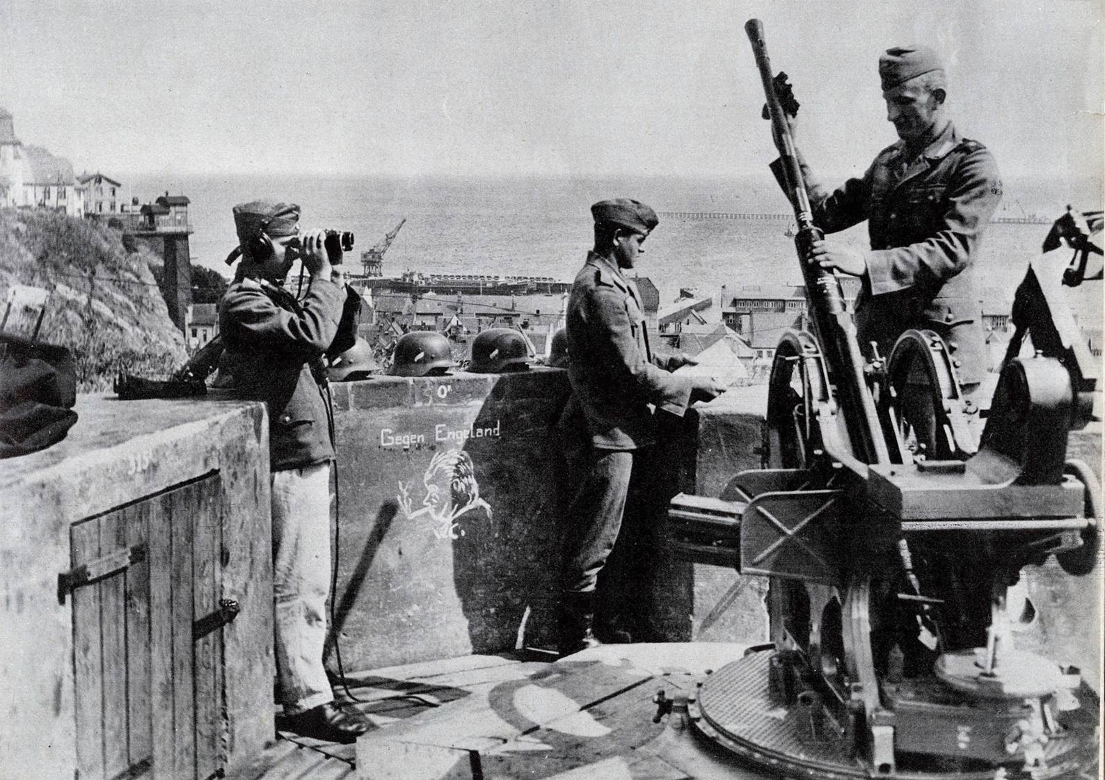 Heligoland Propaganda And The Anglo German Relationship Munitions