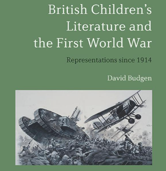 Literary News From All Corners Of The World: New Publication: David Budgen, British Children's
