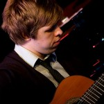 Guitarist Andrew Kitchin