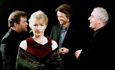 Elegance, a dance and a prayer: Brodskys at the Wigmore Hall