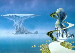 Roger Dean album art