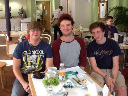 Making waves at Medway: meet the new Music Society Committee