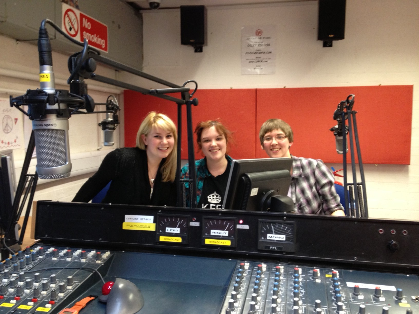 Music Society on the radio: an interview on CSRfm
