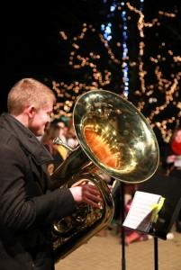 Top brass: Matt Baldwin