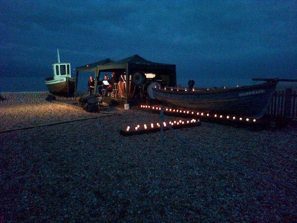 Britten on the Beach