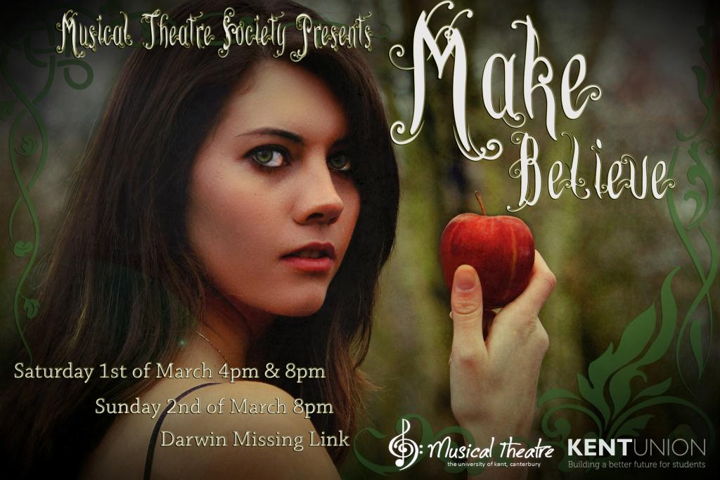 Make Believe Final Poster