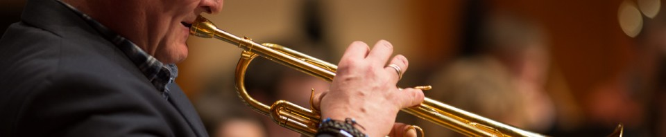 Image Gallery: Mike Lovatt and the University Big Band